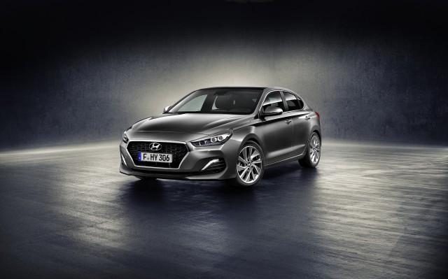 2018 Hyundai i30 Fastback
