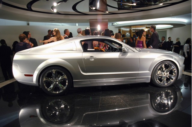 iacocca 45th anniversary edition ford mustang unveiled
