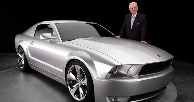"Only 45 examples will be built, each finished in a unique ""Iacocca"" chosen silver hue"