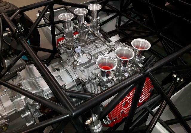 Icon Engineering Porsche 917 replica