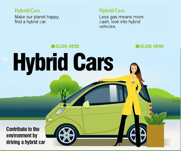 Image From Hybrid Car Spam