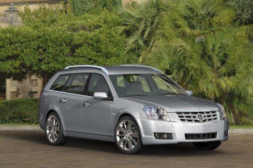 BLS: Caddy Gets Its First Wagon