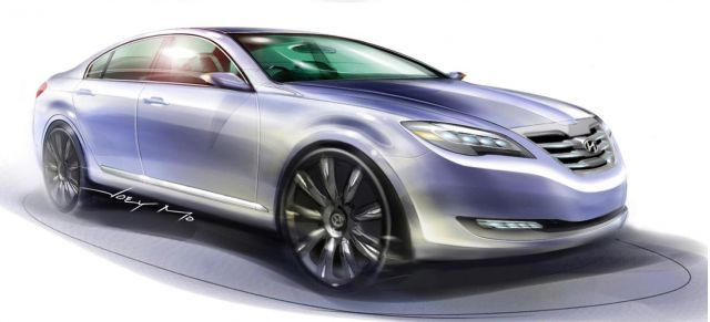 Hyundai Gets All Biblical with Concept Genesis