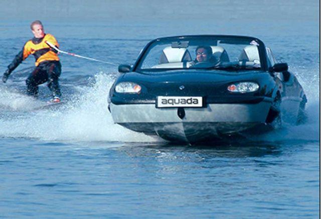 Gibbs Aquada: Whatever floats your amphibious boat