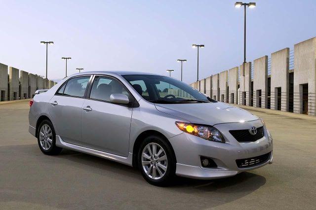 Second Opinion: Toyota Corolla XRS