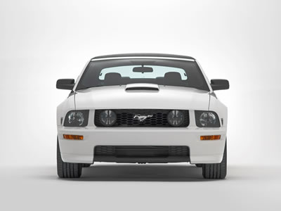 2007 Ford Mustang California Special Gtcs