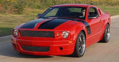 Foose Stallion Mustangs Hit Dealerships