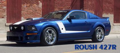 New Roush 427r Mustang Released
