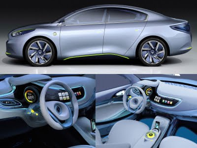 Renault To Produce Electric Fluence In Bursa Turkey
