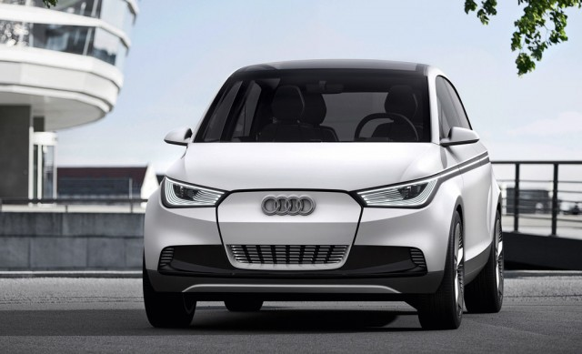 2011 Audi A2 Concept