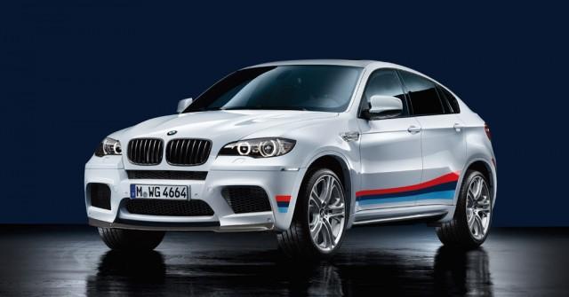 BMW X6 BMW Performance package