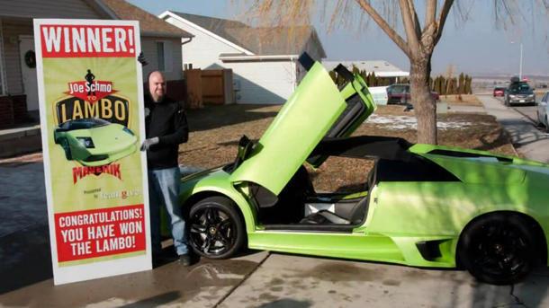 Utah Truck Driver Wins Lamborghini, Crashes It Within Hours: Video