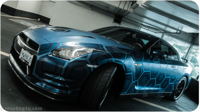 The Next Craze In Supercar Wraps 3d Effects