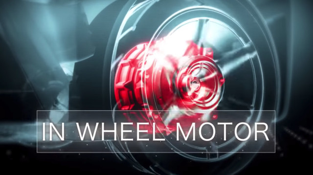 Motor supplier sees mass-produced in-wheel motors around 2023