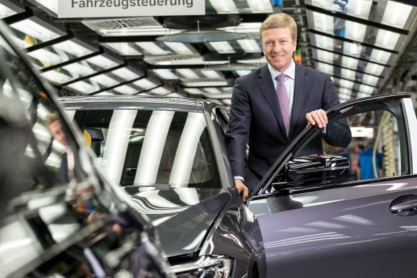 Incoming BMW CEO Oliver Zipse
