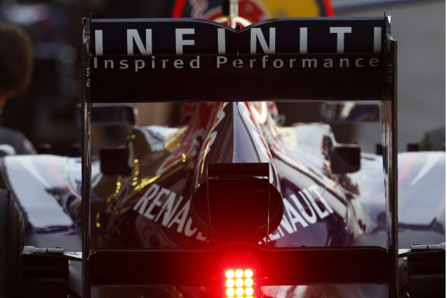 Infiniti becomes a title sponsor of Red Bull Racing for 2013 - image: Infiniti