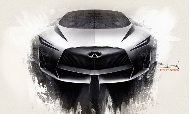 Infiniti S First Electric Car Coming In 2021