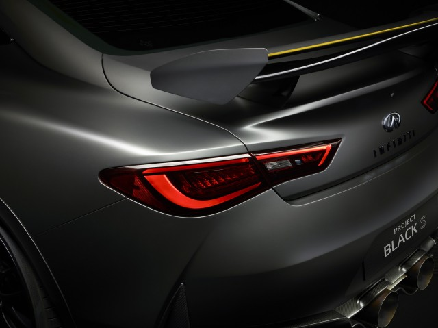 Infinti Q60 Black S Due In 2020 With F1 Matching Hybrid Tech