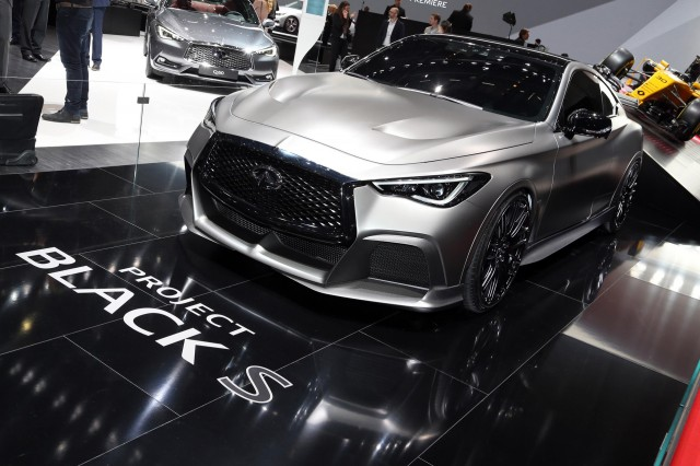 Infiniti Hints At Black S Performance Brand With Wild Q60 Concept