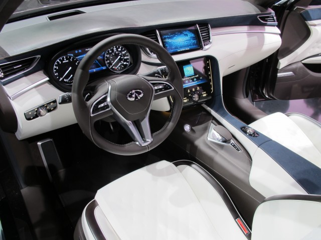 2018 infiniti supercar.  supercar infiniti qx50 concept 2017 detroit auto show with 2018 infiniti supercar