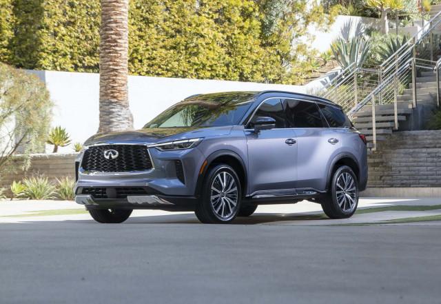 2022 Infiniti QX60 previewed, Wrangler goes Xtreme, Volvo debuts Super Cruise rival: What's New @ The Car Connection