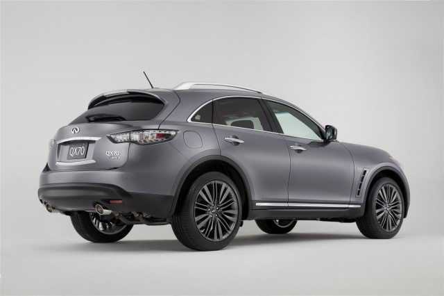 Locate Infiniti Qx70 Listings Near You