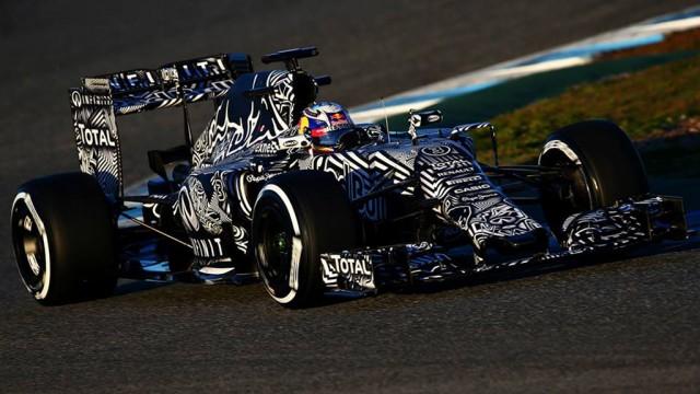 Infiniti Red Bull Racing RB11 2015 Formula One car