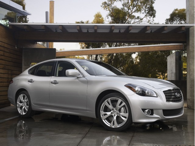 Theyre Here The 2011 Infiniti M37 And M56