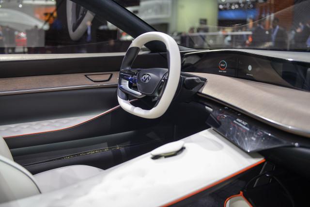 Infiniti Q Inspiration 2018 Detroit Auto Show