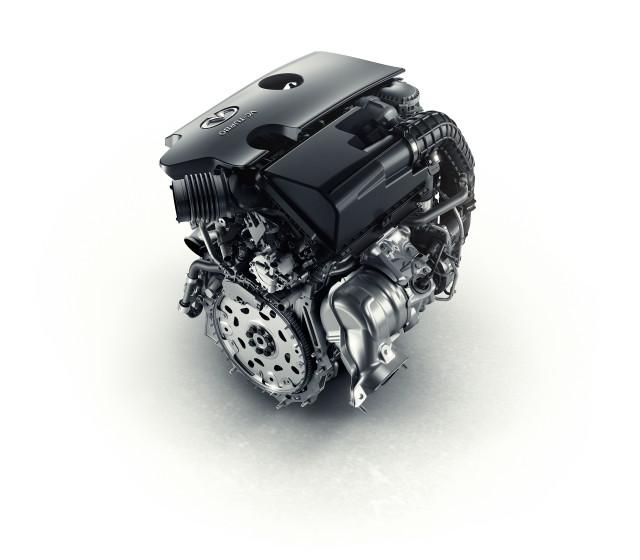 Infiniti VC-Turbo
