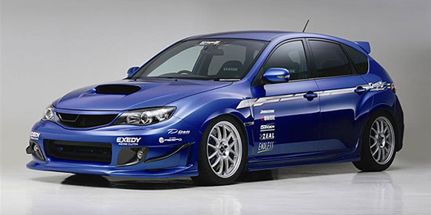The N Spec Body Kit Offers Light Weight And Dramatic Race Inspired Design
