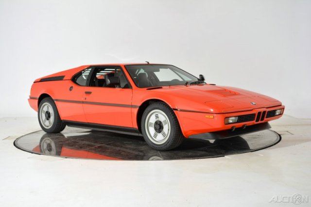 Image result for 1981 bmw m1