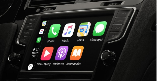 iOS 10.3 Apple CarPlay