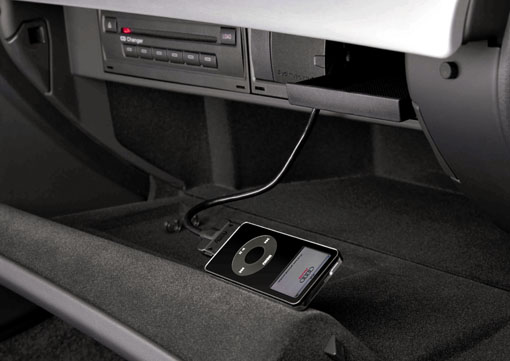 Ipod Your Audi