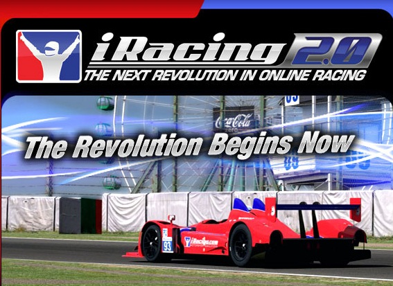 iRacing 2.0 adds content, features
