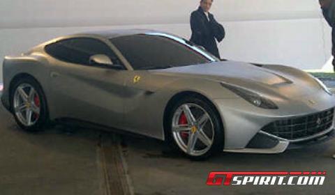 Is this Ferrari's new F620 GT?