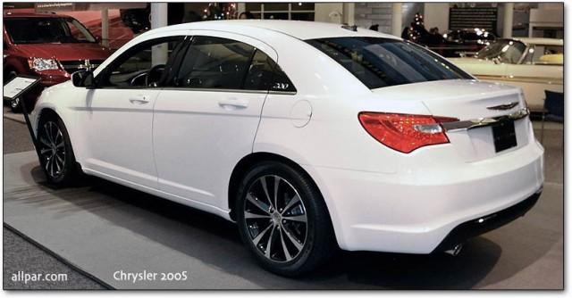 Is this the Chrysler 200S? Image via Allpar.com