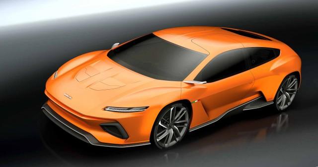 Italdesign Gtzero Concept 2016 Geneva Motor Show