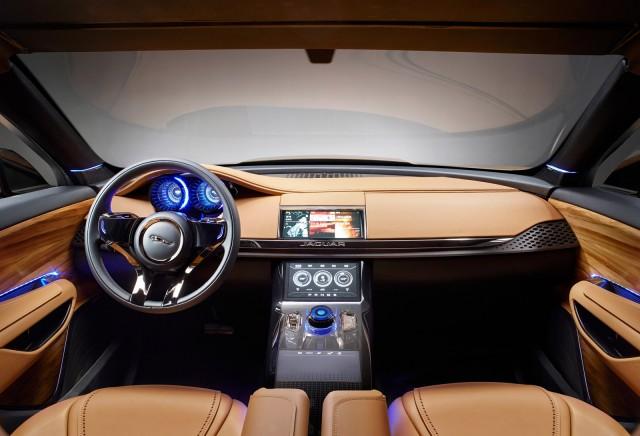 Jaguar C-X17 concept Mk2, 2013 Guangzhou Auto Show