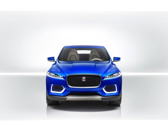 Jaguar C-X17 crossover leaked image