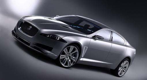 Jaguar C-XF concept revealed