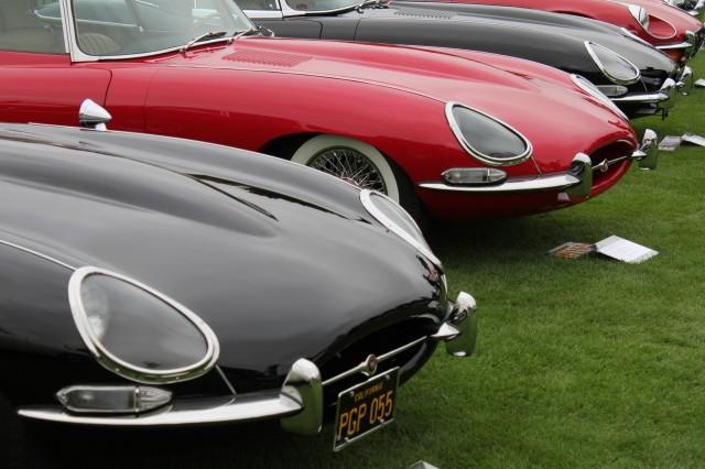 Jaguar E-Type 50th anniversary, The Quail