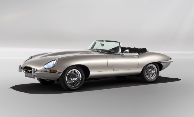 Royal couple's electric Jaguar E-type Zero coupe will go into production