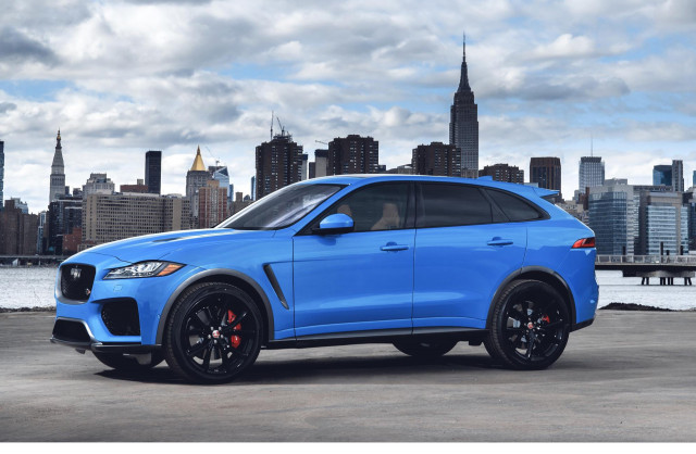 2019 Jaguar F Pace Review Ratings Specs Prices And Photos The