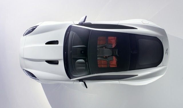 Jaguar F-Type Coupe to debut at 2013 Los Angeles Auto Show