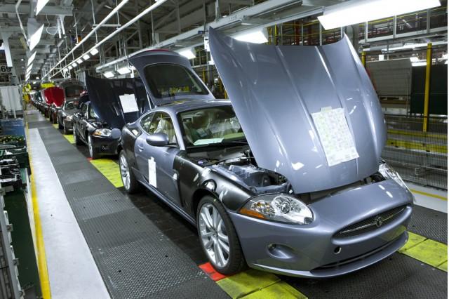 Tata Confirms It Will Close Jaguar Or Land Rover Plant