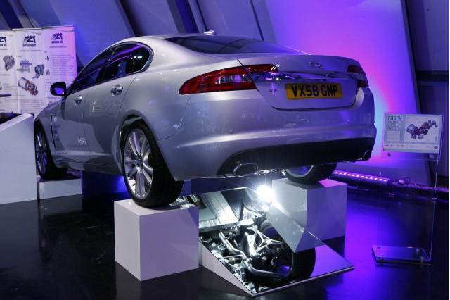 Jaguar FHSPV at CENEX