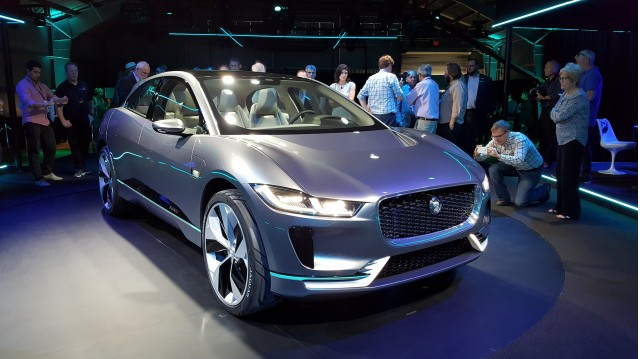Six New Electric Cars Coming For And Page