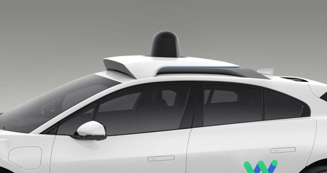 Waymo shows how its self-driving cars avoid cyclists