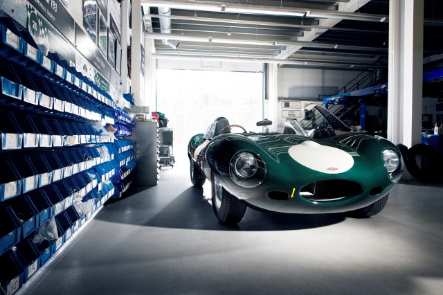 Jaguar launches Heritage Racing program